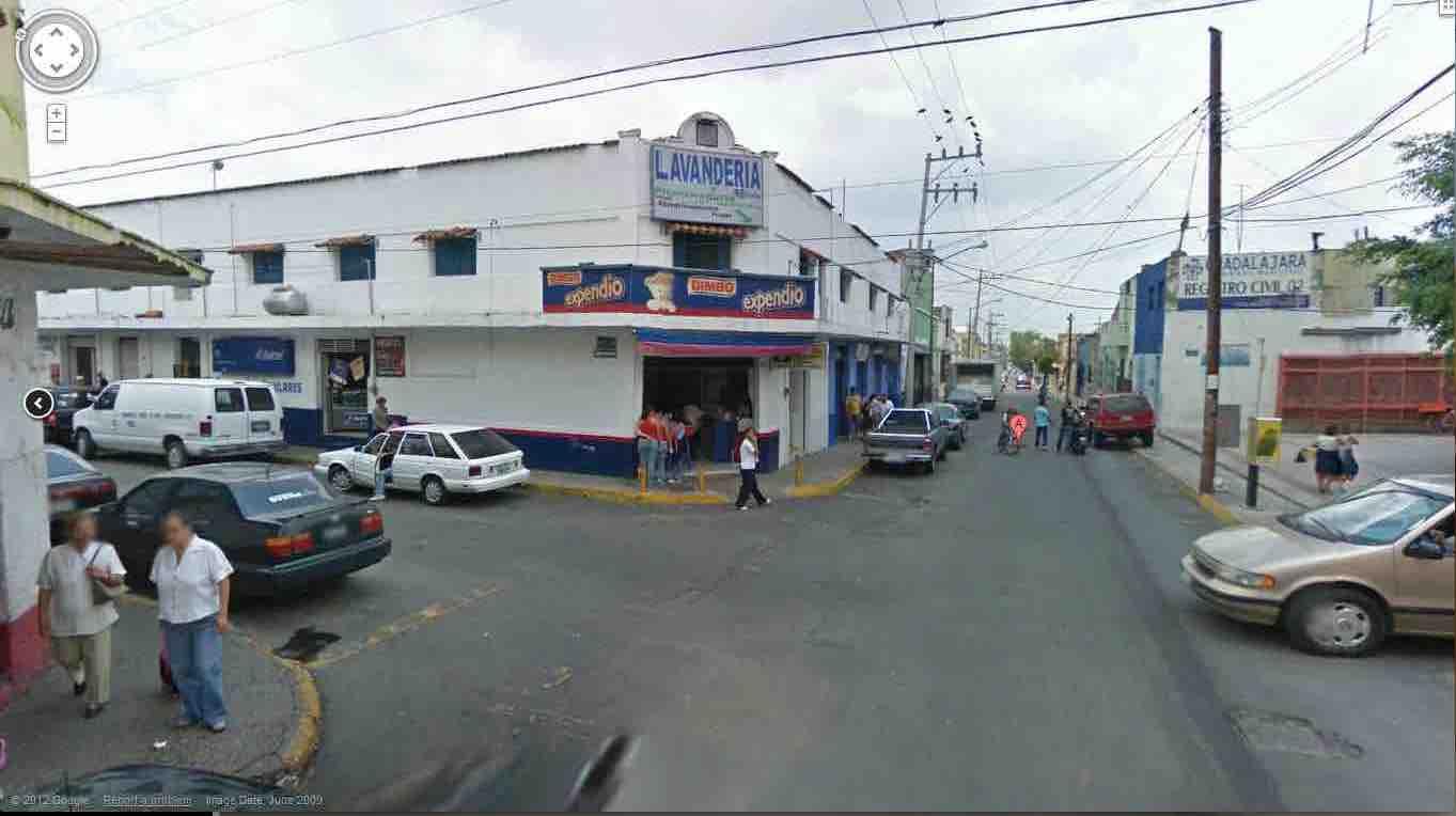 Sector Libertad, Calle Federacion 251 Esquina Calle Araceli Souza