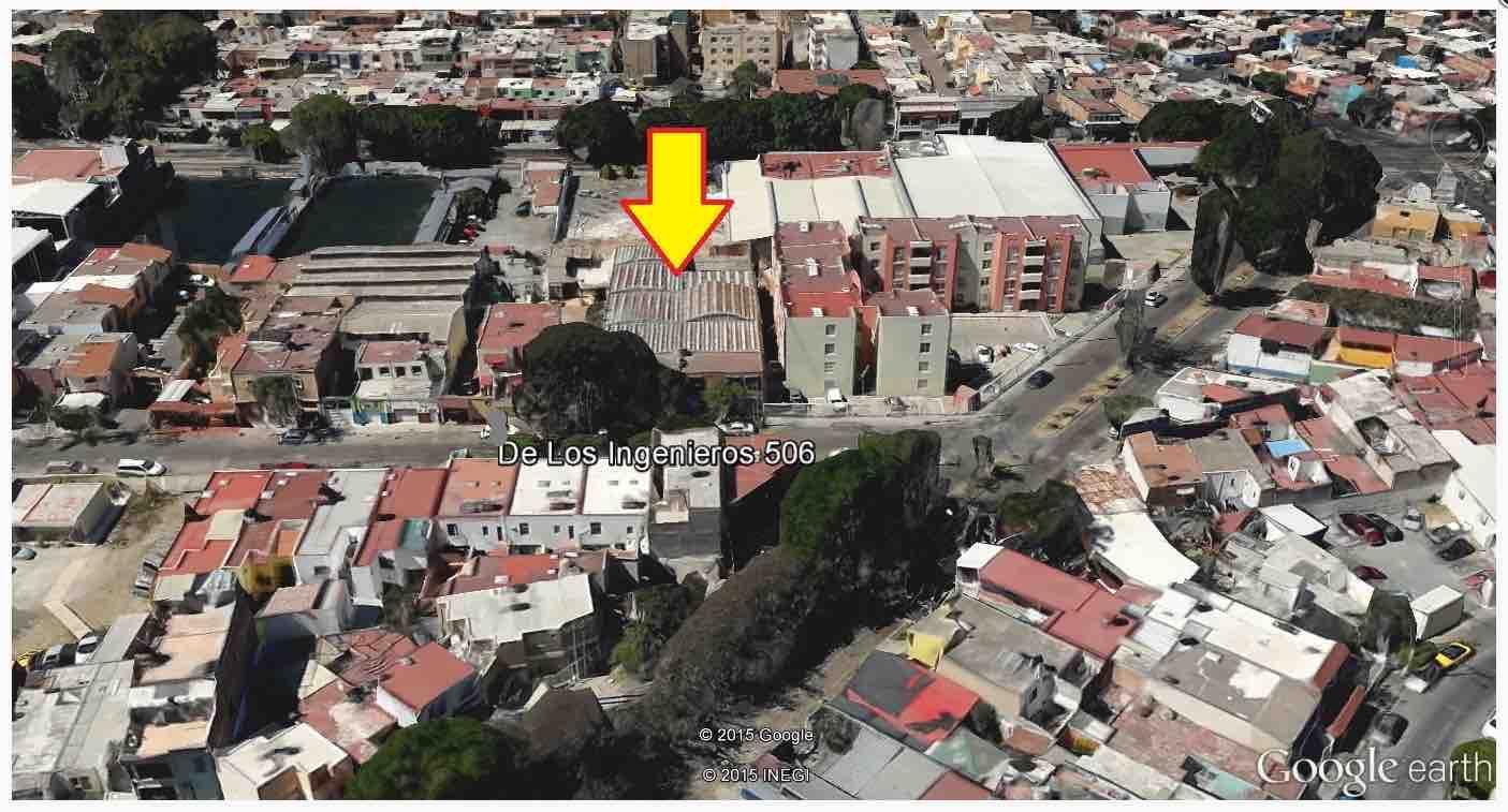 Fracc. El Alamo, Calle Privada de los Ingenieros 506 (Bodega)