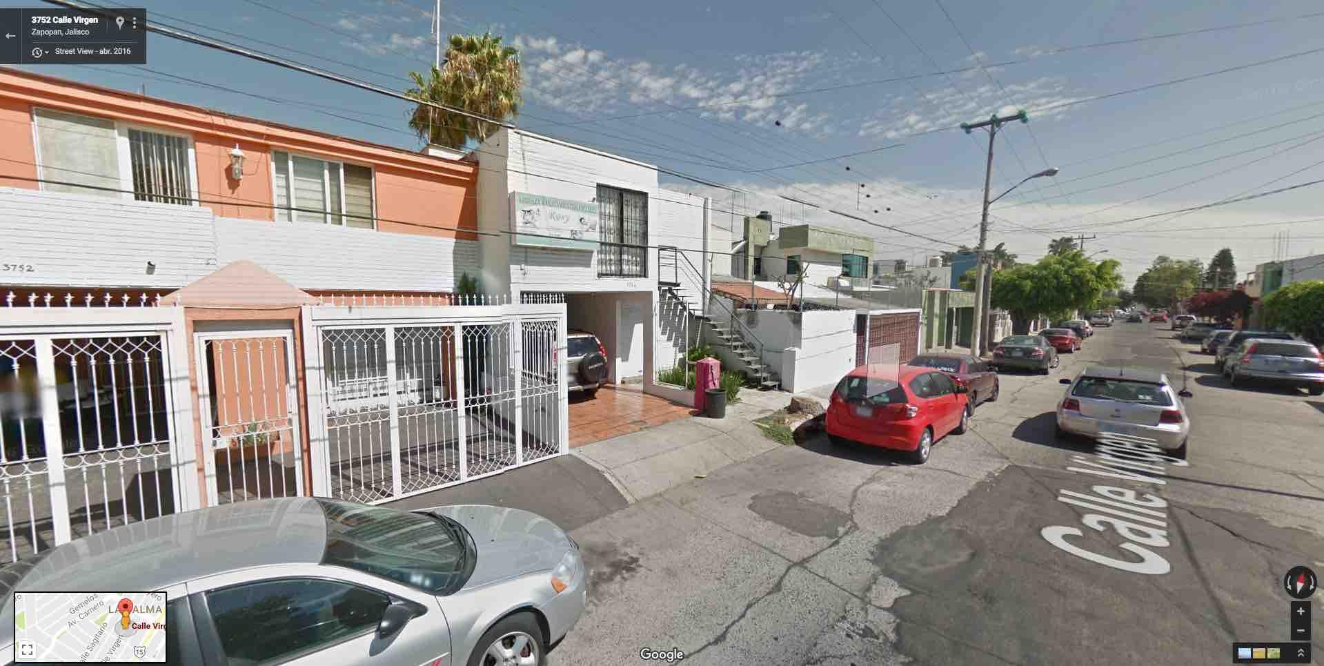 Fracc. La Calma, Calle Virgen 3746
