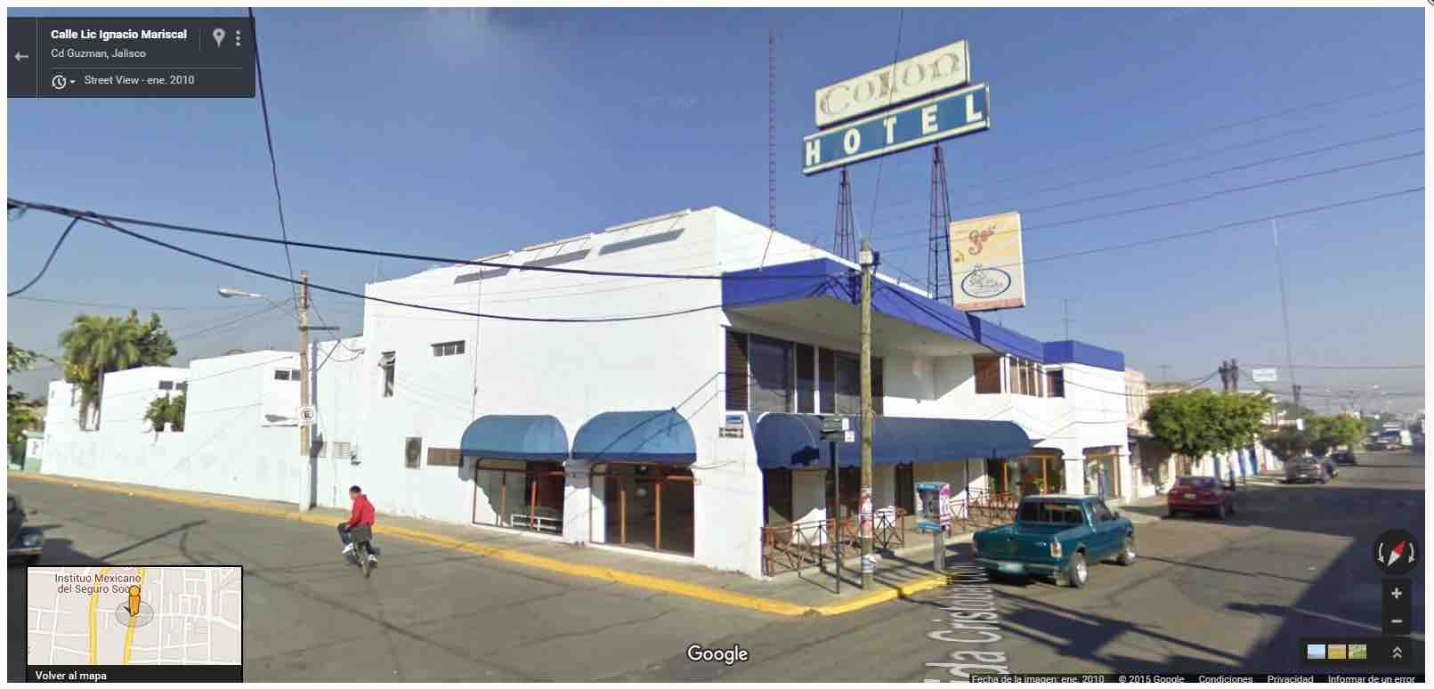 Royal Motel, Hotel Colon; Av. Colon 655, Ciudad Guzman, Jalisco