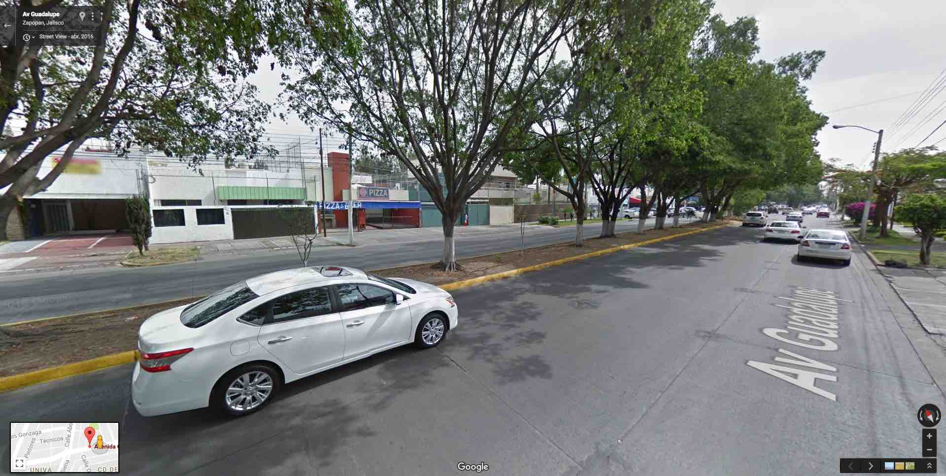 Fracc. Camino Real, Av. Guadalupe 4326