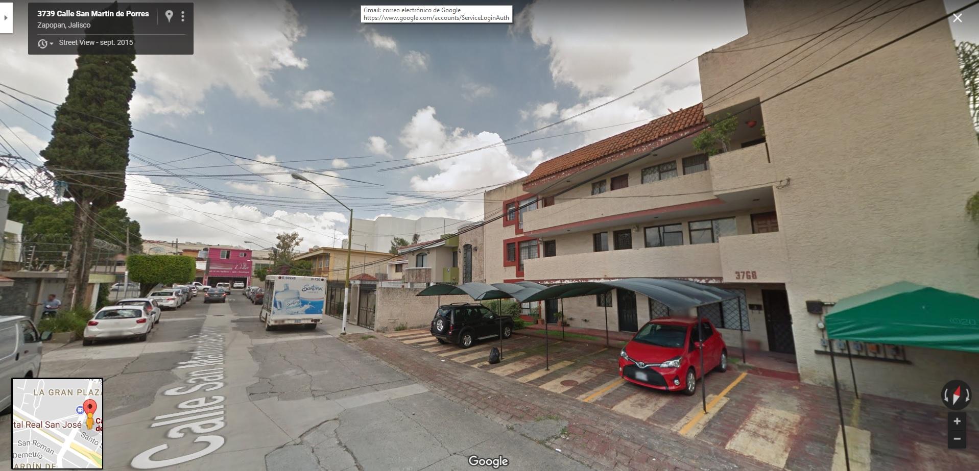 Fracc. Jardines De San Ignacio, Calle San Martin De Porres 3768-Depto. No. 6