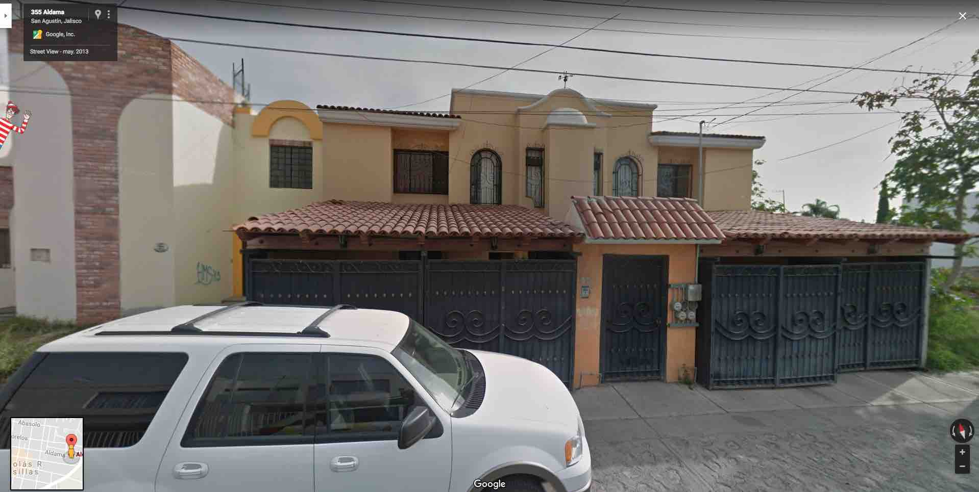Fracc. San Agustin, Calle Aldama Casas 247, 247-A, 248 y 248-A, Tlajomulco, Jal.