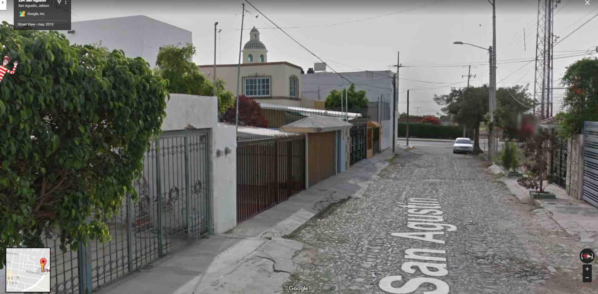 Fracc. San Agustin, Calle San Agustin  283, Tlajomulco, Jal.