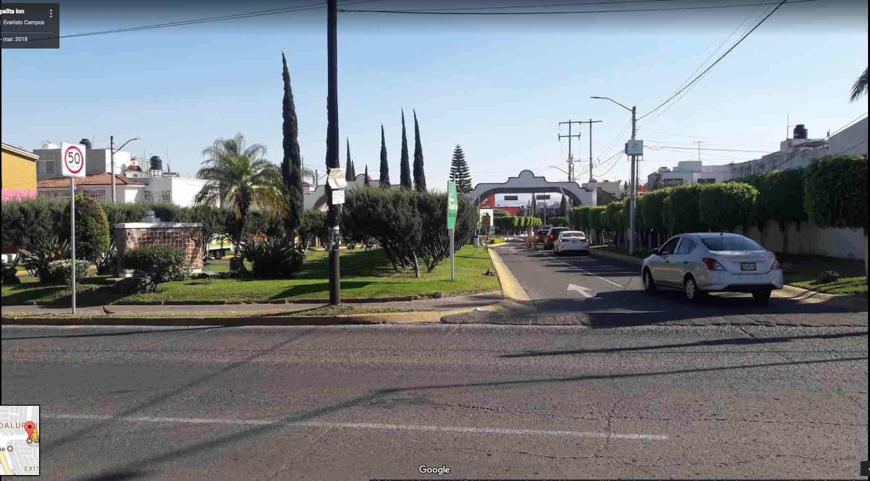 Fracc. Chapalita Inn, Av. Guadalupe 6601, Calle Tintoreros 55, Zapopan, Jal. C.P. 45037