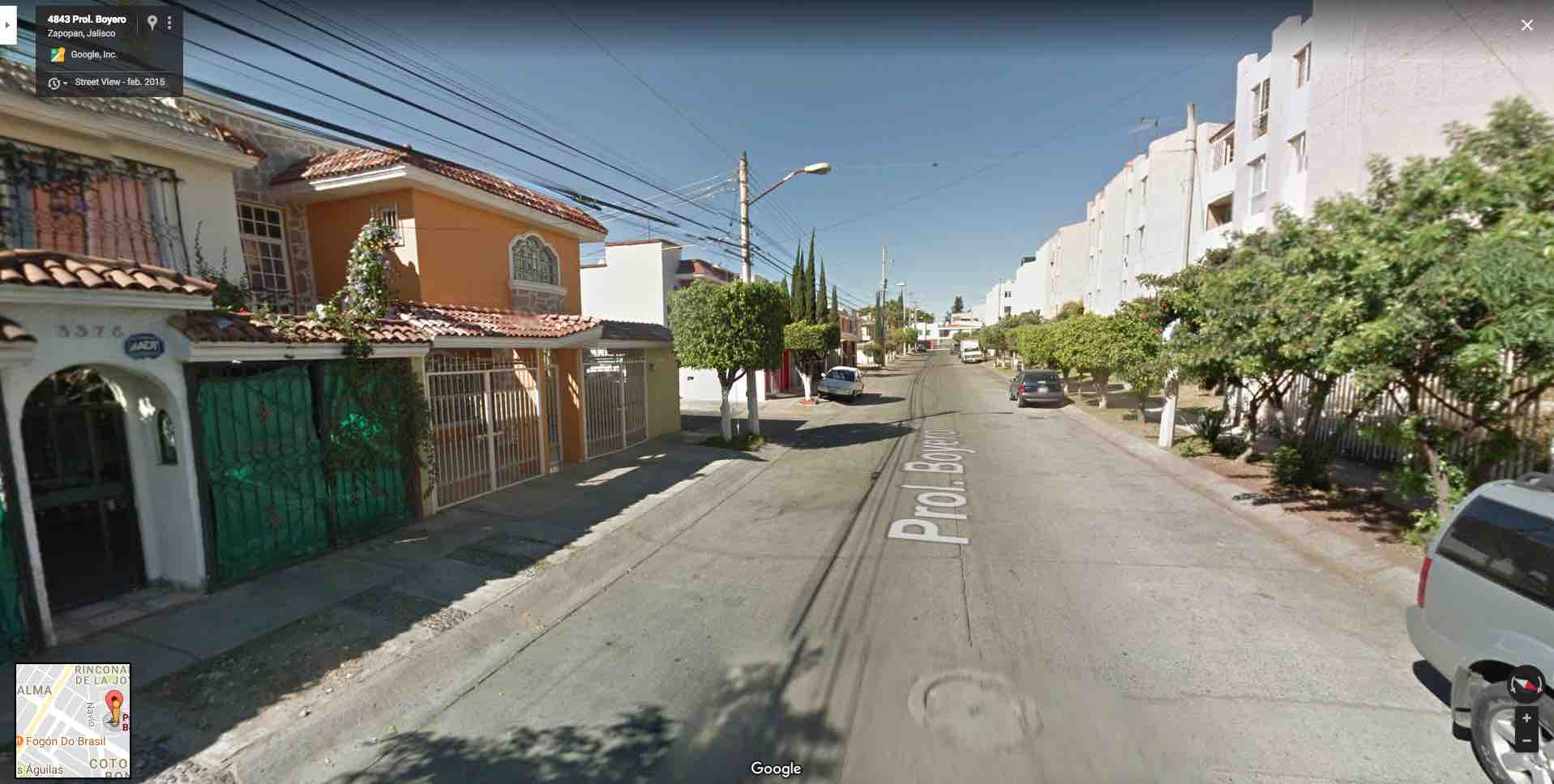 Fracc. Rinconada La Calma, Calle Prolongación Boyero 3378 CASA 18, Zapopan, Jal. C.P. 45080