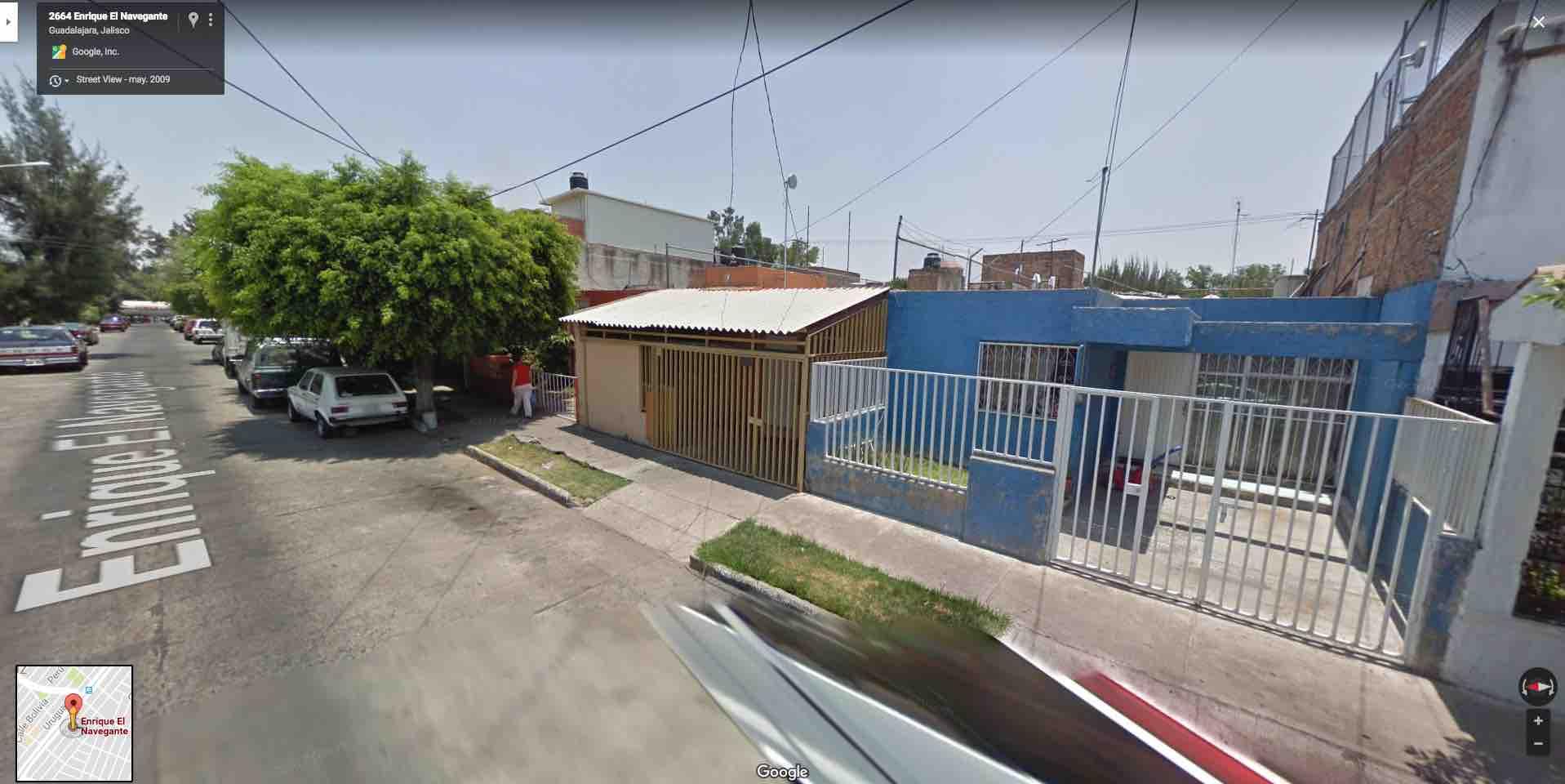 Fracc. Colon Industrial, Enrique El Navegante 2665, Guadalajara, Jal. C.P. 44930