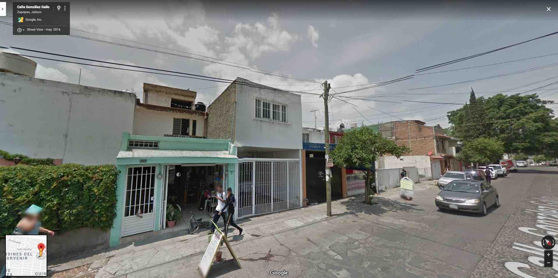 Fracc. Parques Del Auditorio, Calle Gonzalez Gallo 4260, Zapopan, Jal. C.P. 45130