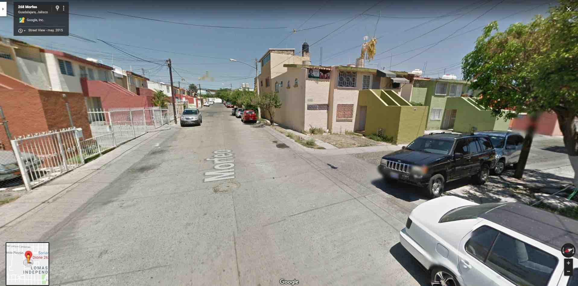 Col. Lomas de Independencia, Calle Dione 2638, Casa 2, Planta Baja, Guadalajara, Jal. C.P. 44240