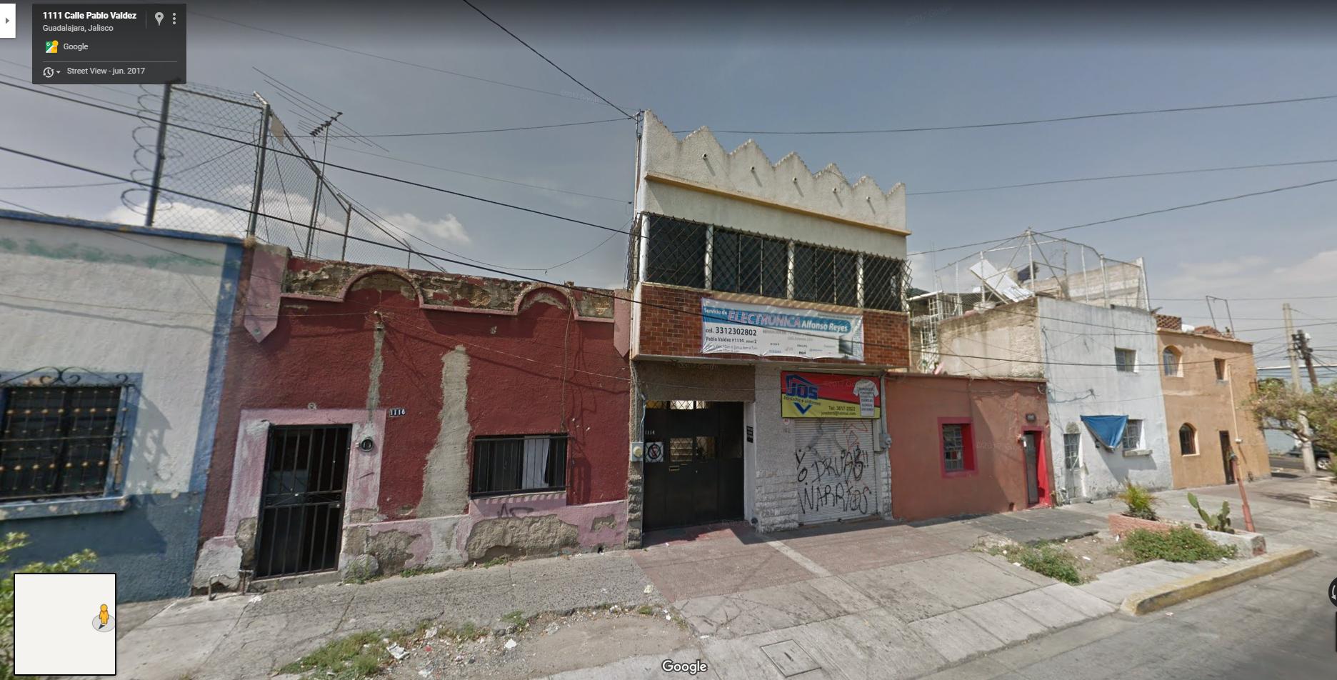 Sector Libertad, Pablo Valdez 1112 y 1114 C.P.44700