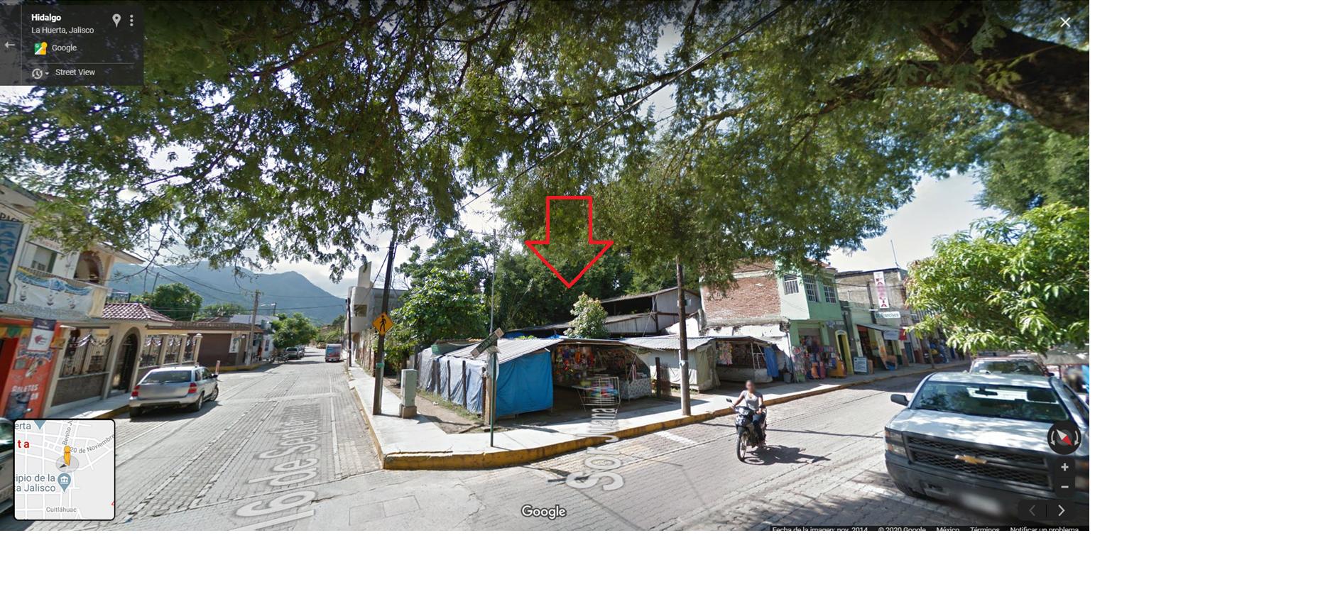 La Huerta, Hidalgo 23 Esq. Sor Juana Inés, Municipio de la Huerta, Jalisco